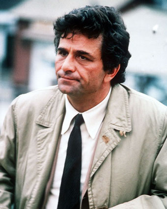 Post image for Inspector Columbo is my hero
